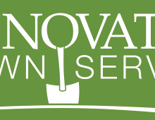 Innovative Lawn Services Logo Design