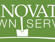 Innovative Lawn Services Logo Design