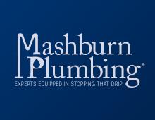 Mashburn Plumbing Logo Design
