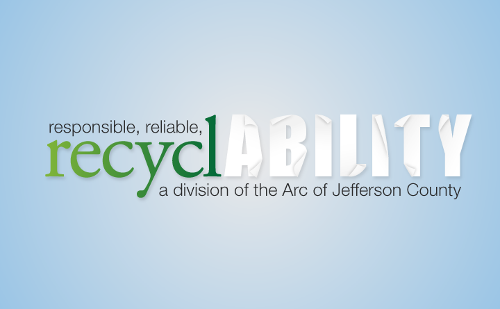 Logo Design for Birmingham, AL recyclABILITY by Huebris.