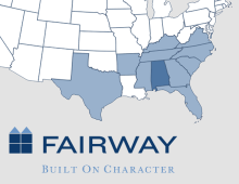 Fairway Investments WordPress Web Design
