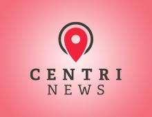 centriNEWS Logo Design