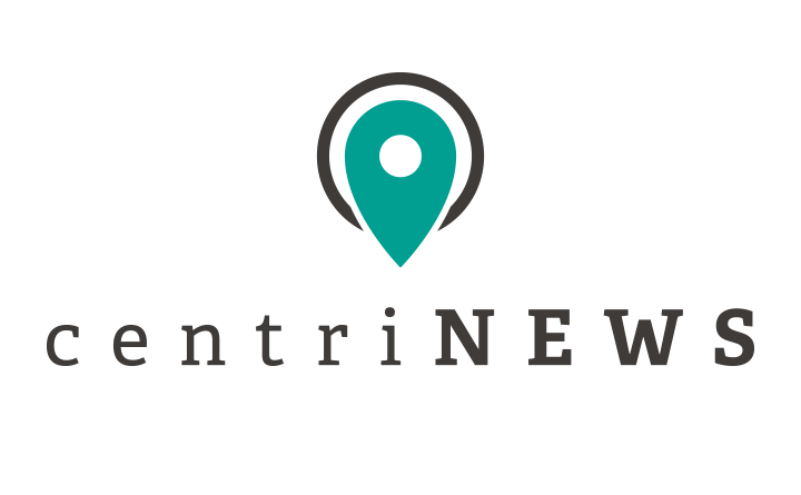 Logo concept design for centriNEWS.