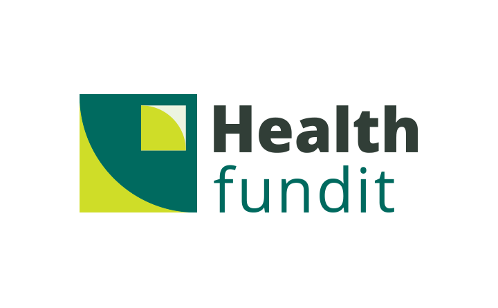 Logo design for healthcare industry startup, Health FundIt.